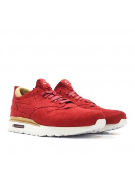 Nike Air Max 1 Royal Qs Palestra rosse/Palestra rosse/Bianche 847671-661 a Imbattibile Prezzo