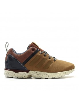 Adidas ZX Flux Split Torsion Marrone/Nere AF6405 Con Un Buon Prezzo
