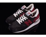 New Balance 990 Made In ItaliaA Nere Vino rosse Bianche Su Discount