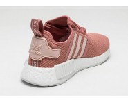 Adidas NMD R1 Donna Salmone Rosa Bianche Su Discount